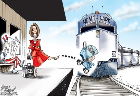 cartoon_pelosikicksmallbusinessintohealthcaretrain